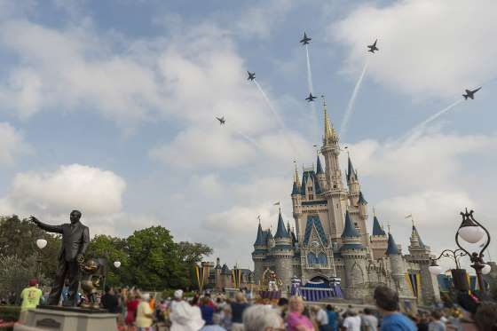 Magic Kingdom en Walt Disney World. Florida. Estados Unidos - Getty Images