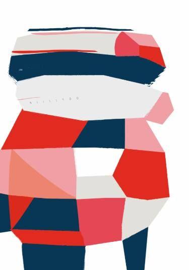 "Saatchi Art Artist Alessandro La Civita; New Media, ""#55"" #art #saatchiart #abstract"