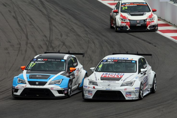 TCR International Series. Russia.