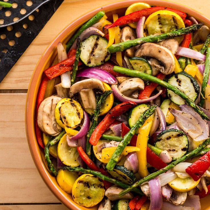 Learn to make Grilled Seasoned Vegetables. Read these easy to follow recipe instructions and enjoy Grilled Seasoned Vegetables today!