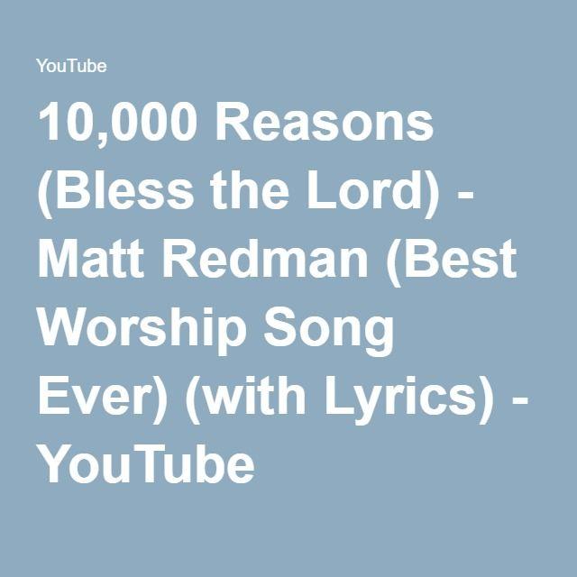 D Best Song Ever Lyrics Best 25+ Best worship ...