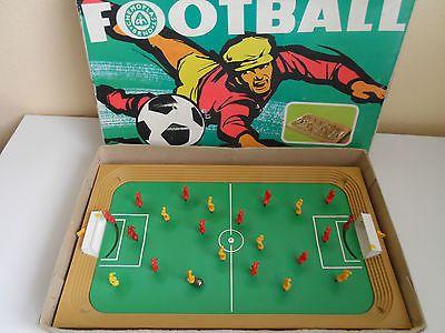 Original DDR Fußballspiel Tischfußball Fußball Spiel Chemoplast Brno