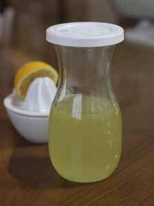 これからの季節に大活躍♪水で割ってレモネードに。炭酸で割ればレモンスカッシュも!