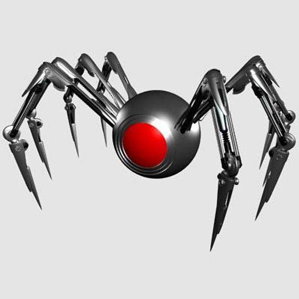 how to make a spider robot