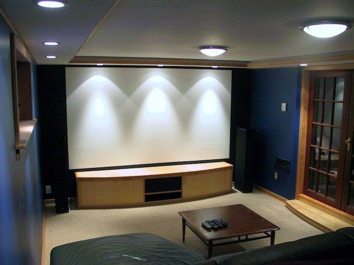 Die besten 25+ Projektor wand Ideen auf Pinterest Schwarzer - heimkino wohnzimmer ideen