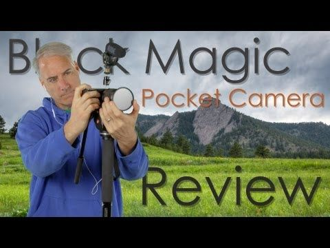 Dave Dugdale taking a look at the Black Magic Pocket Camera and making comparisons to the Canon 5D III and RED EPIC