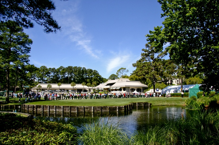 12 Best Images About Rbc Heritage Golf Tournament On