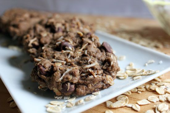 Coconut Oatmeal Chocolate Chip | Food and Drink | Pinterest