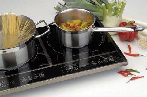 For all of us people who need to manage with small apartments and compact living spaces, the Berghoff Induction Cooktop is the answer.    Check it out – this induction stove comes with 9 power levels, a soft touch sensor with knob control, and a plastic housing with ceramic glass surface; It's light and can be carried easily, and most importantly, takes up very little space. It is the perfect tool for compact cooking!