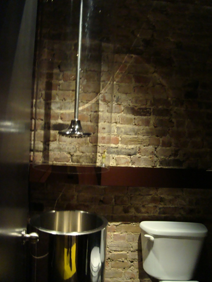 135 best restaurant bathrooms images on pinterest bath for Bathroom design montreal
