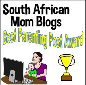 Winners of the SA Mom Blog Best Parenting Post Award