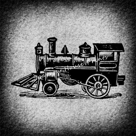 17 Best images about vintage train nursery on Pinterest