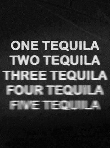—Tequila is in my blood, thanks to my dad. : )
