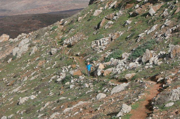 Ascensión Parque natural de Betancuria