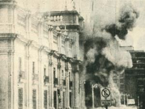Augusto Pinochet took power by force in Chile on 11 September 1973.