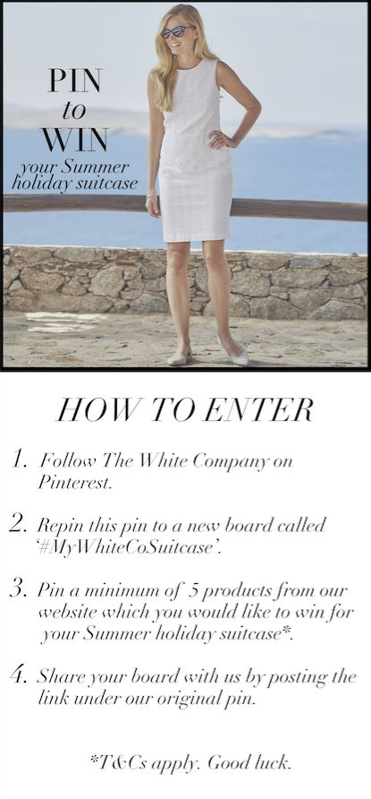 T&Cs -> http://www.thewhitecompany.com/help/terms/