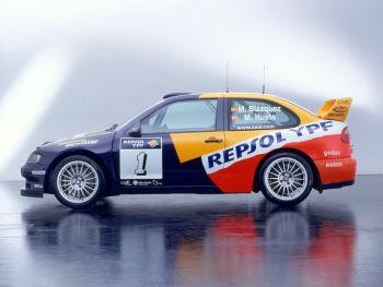 Seat Córdoba WRC '2000