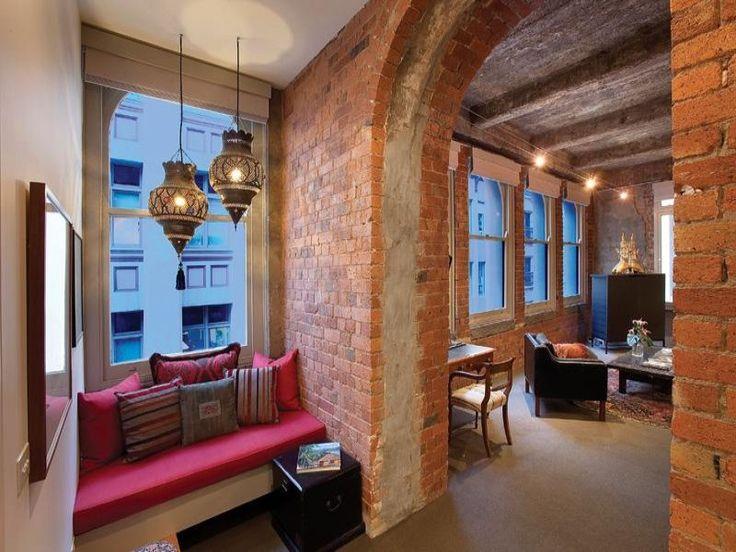 29 best warehouse loft spaces images on pinterest attic spaces loft spaces and apartments. Black Bedroom Furniture Sets. Home Design Ideas
