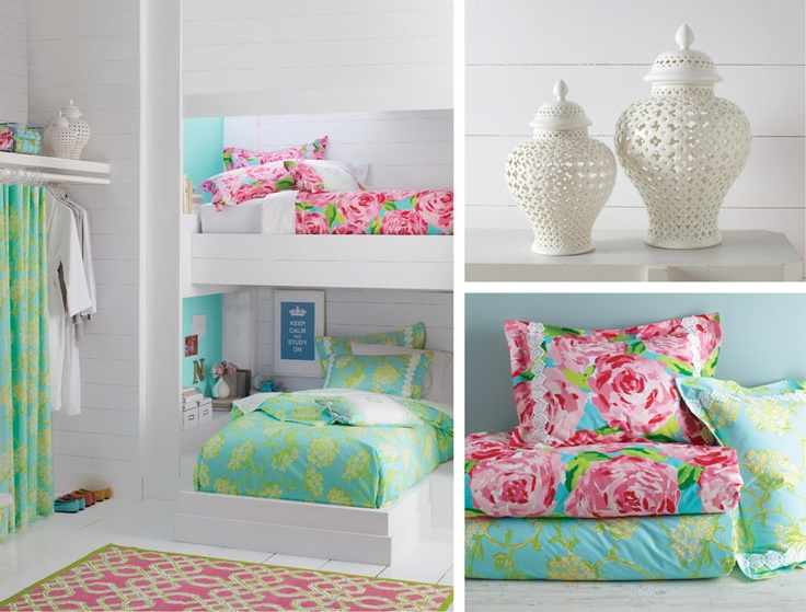 Superior Garnet Hill Sister Florals Bedroom Collection @Lilly Pulitzer Home