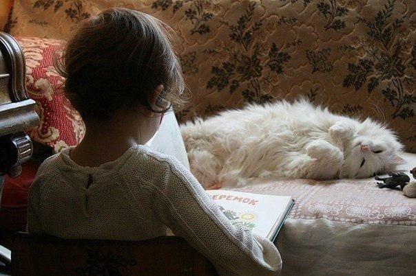 3 способа превратить детей в запойных читателей - Разговоры обо всем. Отношения, жизнь.