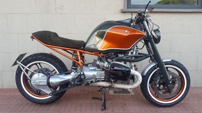 Bmw R 1150 R Special 2003 Scrambler Motorcycle Bmw Cafe