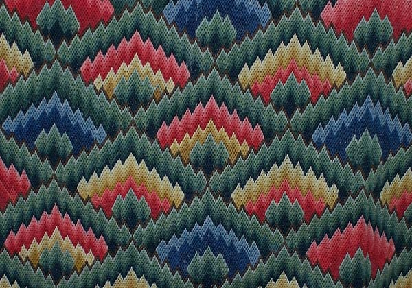 geo ponto reto needlepoint bargello