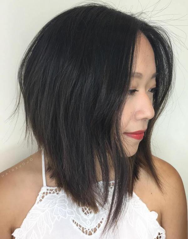 Asian Long Bob : asian