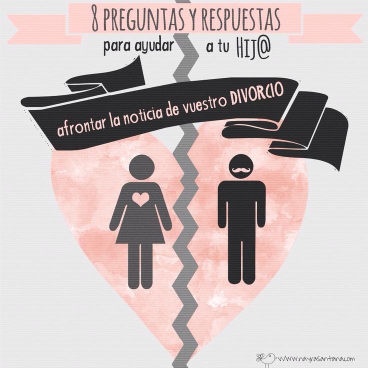 ¿Quieres saber como decir a tu hijo que te estas divorciando? Te dejo 8. Sugerencias   #frases #quotes #articulonayra