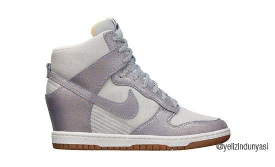 Nike'tan Dolgu Topuklar