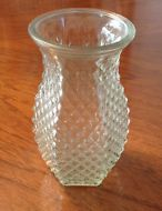 HOOSIER Glass Vase #4071
