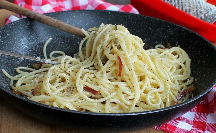 Pasta alla gricia | Ricetta originale