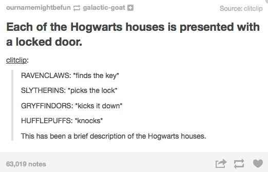 harry potter+tumblr