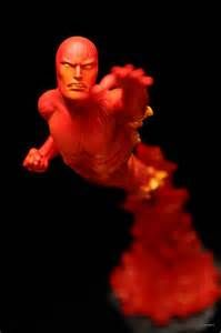 Human Torch Statue - Bing Images