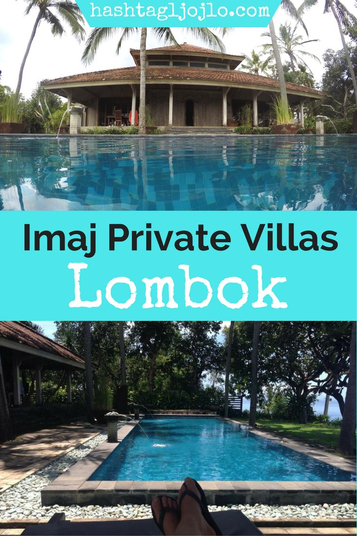 These incredible villas in Lombok will leave you breathless. If you're still looking for places to stay in Lombok, you have to check out this Imaj Private Villas review. It is a beautiful place to stay in Batu Layar, Lombok. Check out why we love it so much and why you need to stay there yourself! Don't forget to save this to your travel board so you can find it.