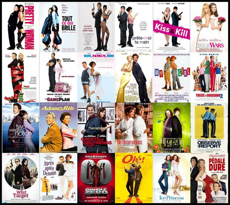 movie poster cliches themes styles back to back viewed from side (1)