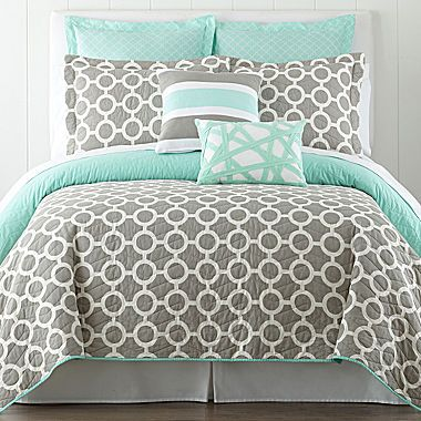 Jcp Happy Chic By Jonathan Adler Nina Quilt And Accessories Bedding Bella