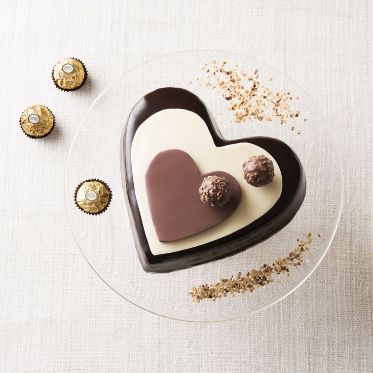 chocolates and hearts