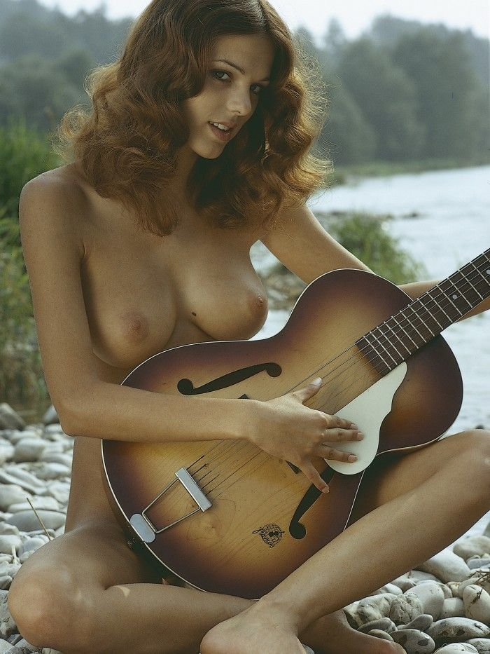 Accept. Female musicians beach nude directly. very