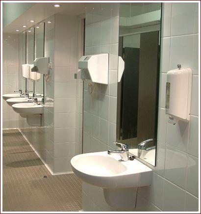 78 Best Commercial Bathroom Ideas On Pinterest