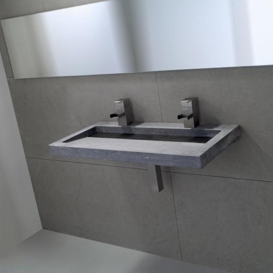 Balance granieten wastafel badkamer my style pinterest - Model badkamer design ...