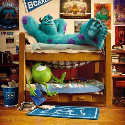 """Как же могут обойтись веселые студенческие годы без музыки, даже если речь идет о монстрах-студентах? Предлагаем прослушать онлайн саундтрек к """"Университету монстров""""!  Слушать: http://itop.fm/music-rubrics/7-kino-tv/852-saundtrek-universitet-monstrov/"""