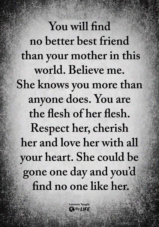 Pin By Alicia Reyes Guikema On My Quotes Mom Quotes Mother Quotes Respect Your Parents