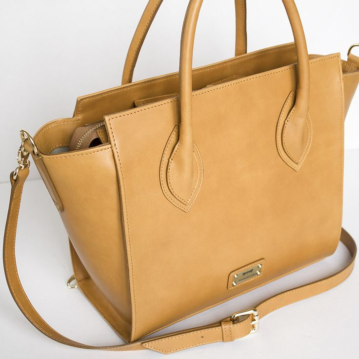 LUCILLA leather bag