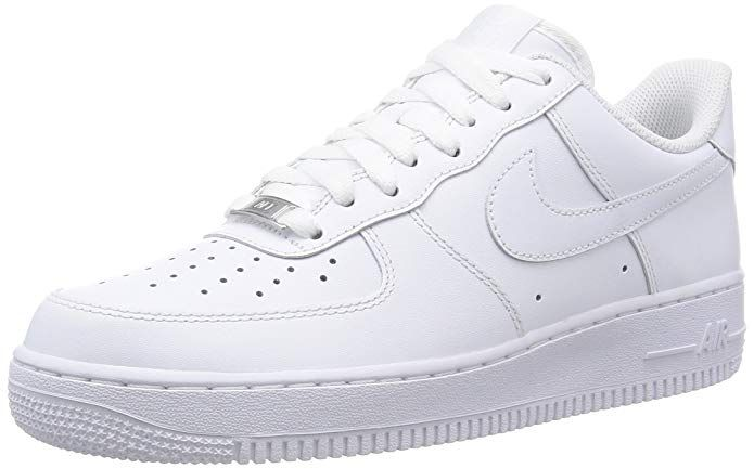 Amazon.com | NIKE Air Force 1, Men's Trainers | Basketball ...