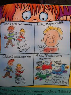 Great site for social skills stories!