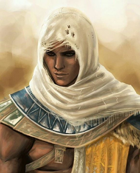 Assassin's Creed Origins. Bayek.