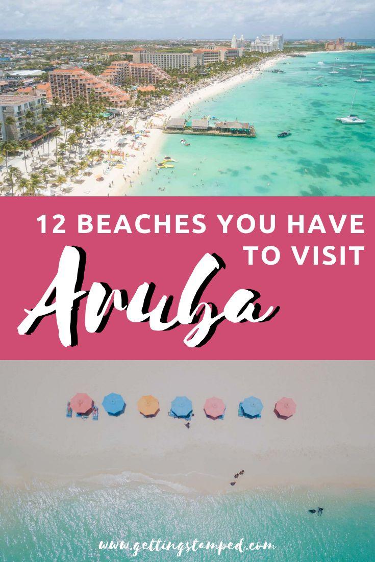 12 der besten Strände in Aruba   – Bucket list Beaches & Bikinis