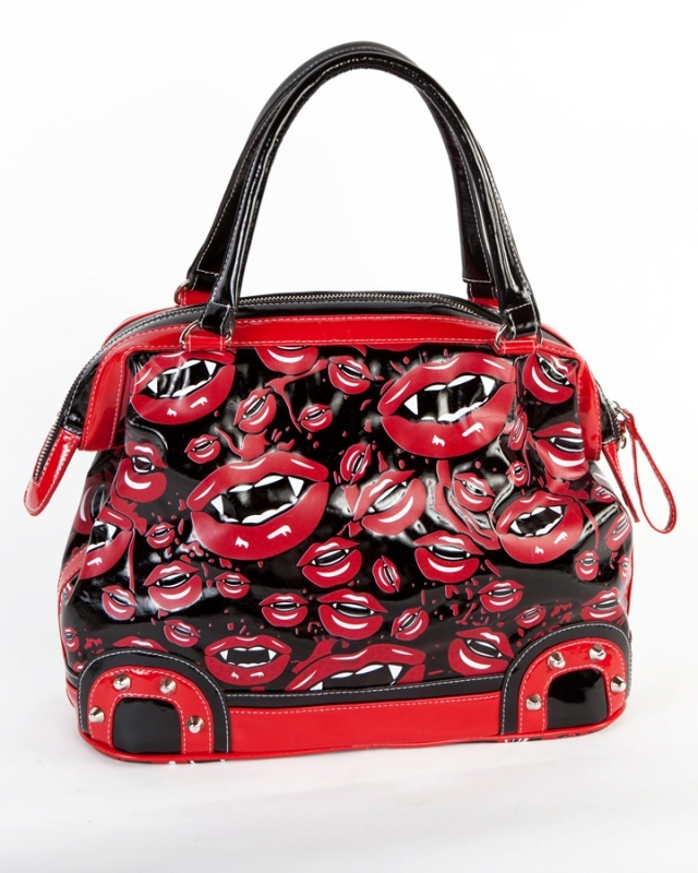 Vampire Mouths Bag