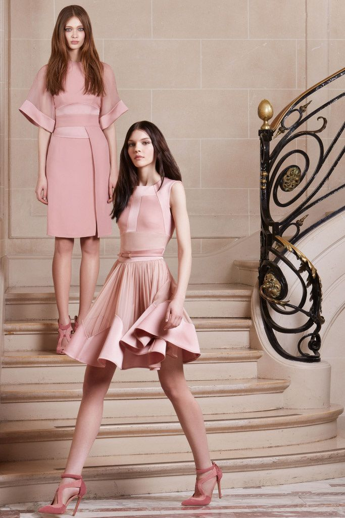 Fashion Design | Elie Saab Lookbook: Pre-Fall 2014