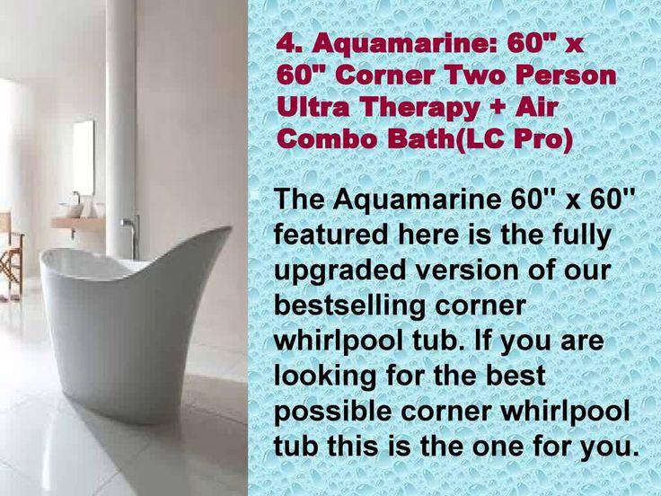 24 best Whirlpool Bathtubs images on Pinterest   Whirlpool bathtub ...